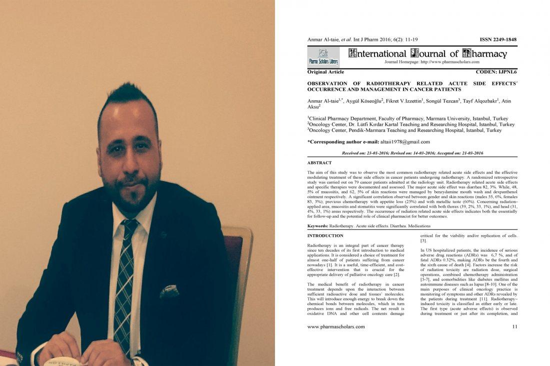 f92e88663 الجامعة المستنصرية , الصفحة الرئيسية , المجلة الدولية للصيدلة تنشر ...
